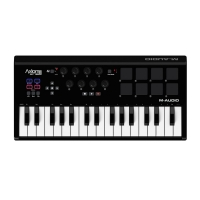 Midi клавиатуры M-Audio Axiom Air Mini 32